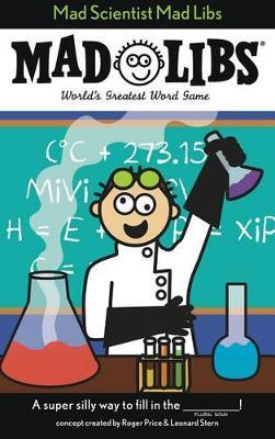 Mad Scientist Mad Libs by Mad Libs image