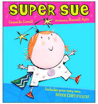 Super Sue by Cressida Cowell image