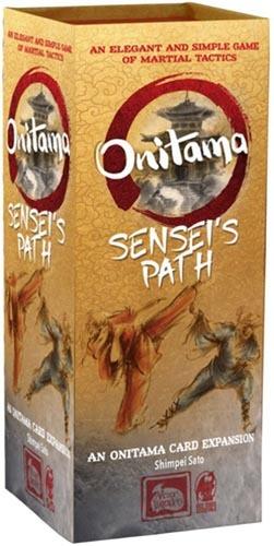 Onitama: Sensei's Path image