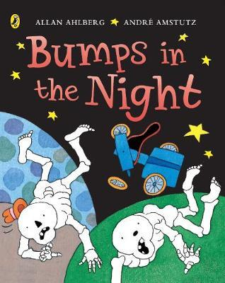 Funnybones: Bumps in the Night by Allan Ahlberg image