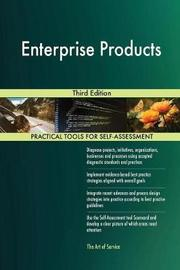 Enterprise Products Third Edition by Gerardus Blokdyk image