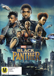 Black Panther on DVD