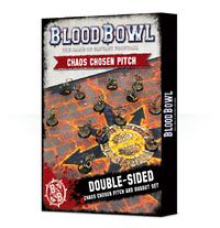 Blood Bowl: Chaos Pitch & Dugouts
