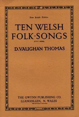 Ten Welsh Folk Songs image
