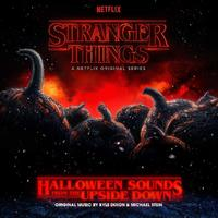 Stranger Things: Halloween Sounds From The Upside Down (Pumkin Orange) by Kyl Dixon & Michael Stein