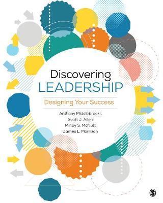 Discovering Leadership Anthony Tony E Eric Middlebrooks Book