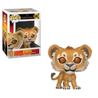 The Lion King (2019) - Simba Pop! Vinyl Figure image