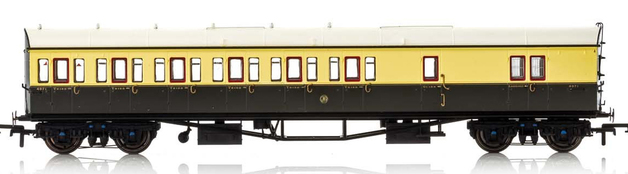 Hornby: GWR Collett 57' Bow Ended D98 6CC LH