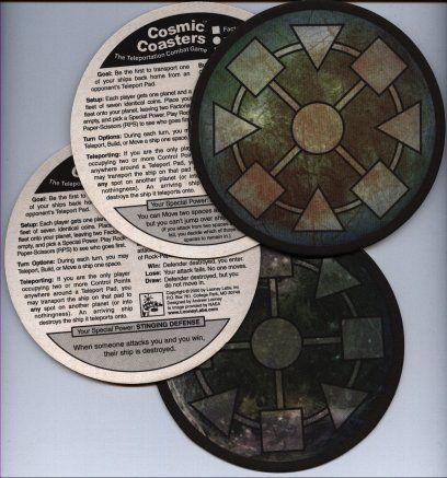 Cosmic Coasters image