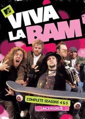 Viva La Bam - Complete Season 4 And 5 (3 Disc Set) on DVD