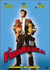 Frank Mcklusky, C.i. on DVD
