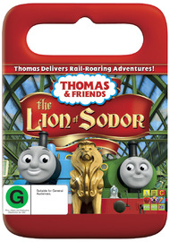 Thomas & Friends: Lion of Sodor on DVD