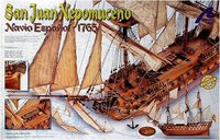 Artesania Latina San Juan Nepomuceno 1:90 Wooden Model Kit