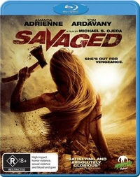 Savaged on Blu-ray
