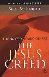 The Jesus Creed by Scot McKnight image
