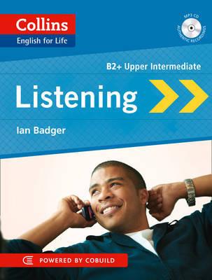 Listening: B2 by Ian Badger image
