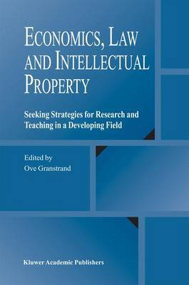 Economics, Law and Intellectual Property image