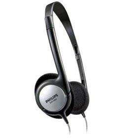 Philips SHP1800 Lightweight TV Headphones with  Volume control image