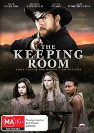The Keeping Room on DVD