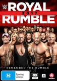 WWE: Royal Rumble 2017 on DVD