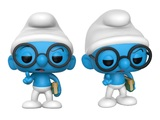 Smurfs - Brainy Smurf Pop! Vinyl Figure