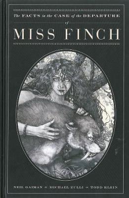 Facts In The Case Of The Departure Of Miss Finch, The, by Neil Gaiman image