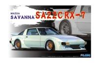 Fujimi: 1/24 Mazda Savanna (SA22C RX-7) - Model Kit