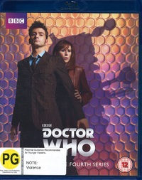 Doctor Who: The Complete Fourth Series on Blu-ray