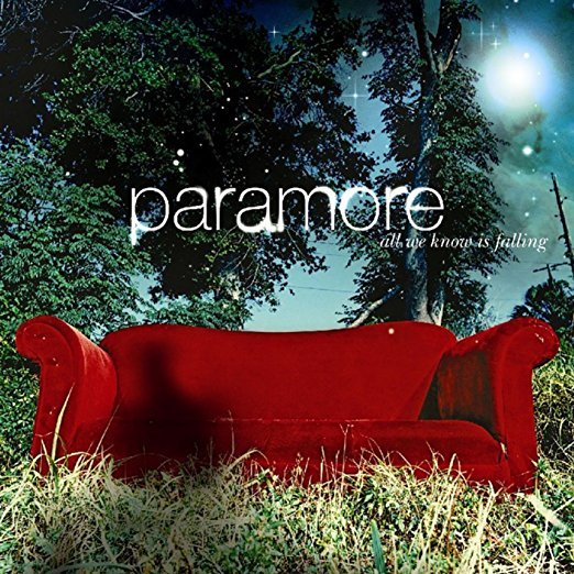 Paramore - All We Know Is Falling Vinyl by Paramore image