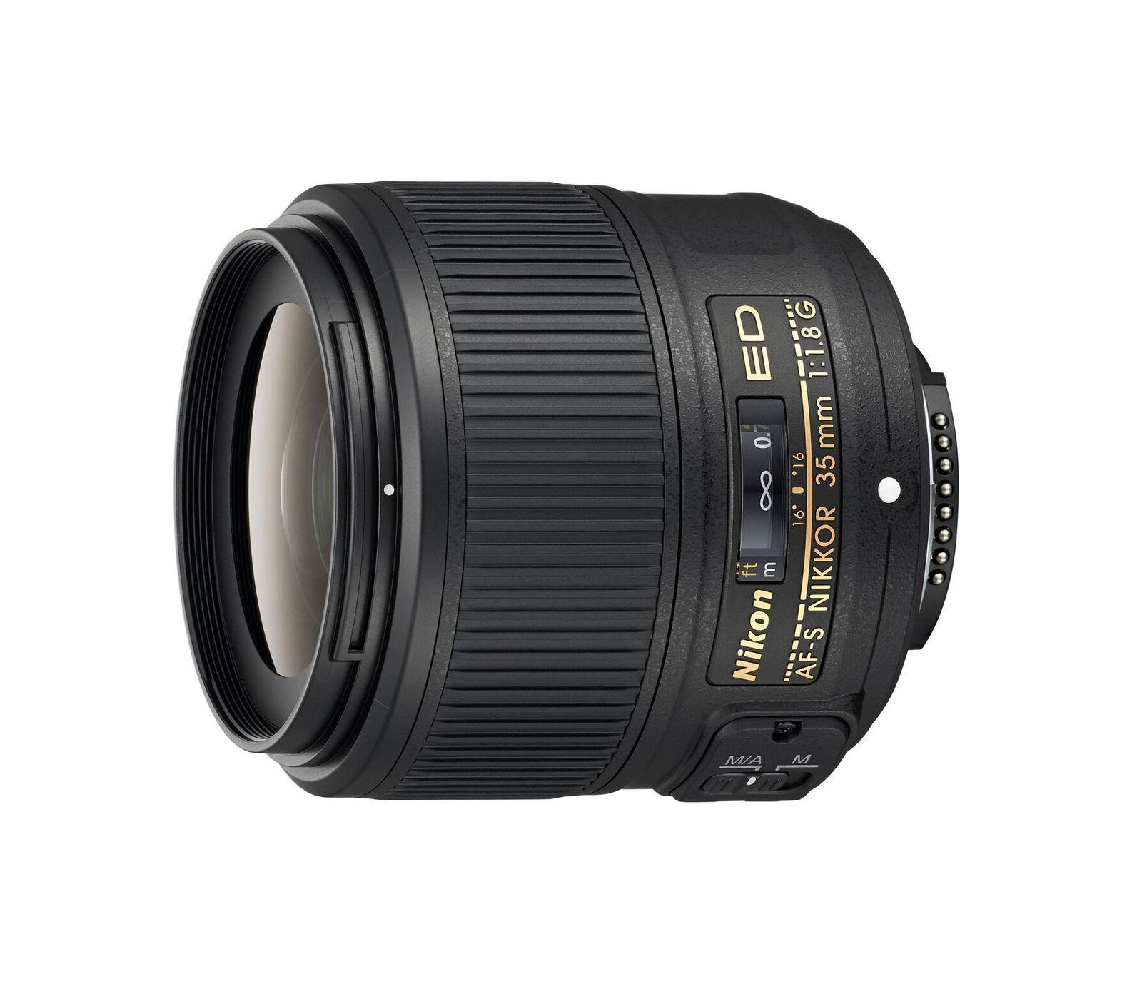 Nikkor AF-S DX 35MM F1.8G image