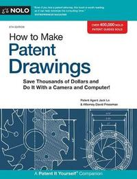 How to Make Patent Drawings by Jack Lo