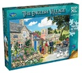 Holdson: 500 Piece XL Puzzle - The English Village S3 (The Police House)