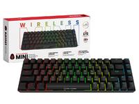 Gorilla Gaming Mini Wireless Mechanical Keyboard for PC