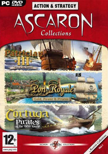 Pirates: Ascaron Collection for PC Games