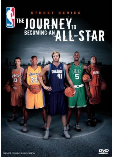 NBA Street Series: The Journey To Becoming An All-Star on DVD image