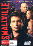 Smallville - The Complete 6th Season (6 Disc Set) DVD
