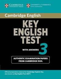 KET Practice Tests by Cambridge ESOL