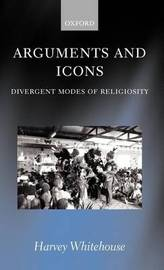 Arguments and Icons by Harvey Whitehouse image