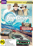 Top Gear - The Patagonia Special DVD