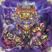 Arcadia Quest: Beyond the Grave Expansion