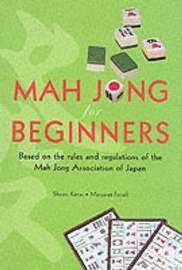 Mah Jong for Beginners by S. Kanai image