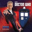 The Official Doctor Who 2016 Square Calendar