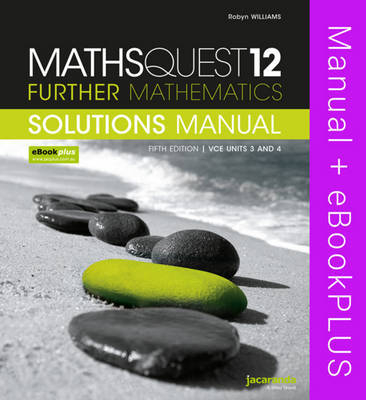 Maths Quest 12 by Robyn Williams