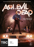 Ash Vs Evil Dead - The Complete First Season DVD