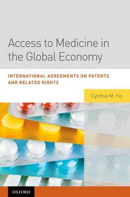 Access to Medicine in the Global Economy by Cynthia Ho image