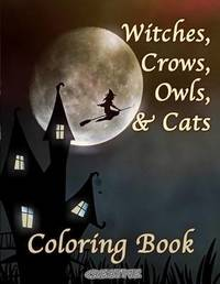 Witches, Crows, Owls, & Cats by Creative Playbooks image