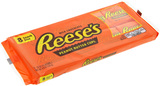 Reese's Peanut Butter Cup 8Pk Snack Size 124g