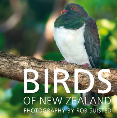 Birds of New Zealand by Alison Dench
