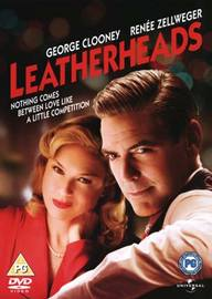 Leatherheads on DVD image