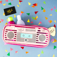 Tatty Devine Washbag Boom Box